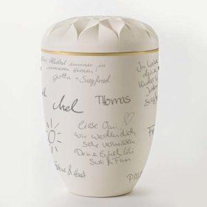Hydria urne der kan tegnes på og gøres personlig